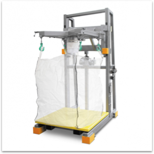 Bulk Bag / IBC Dischargers Classifiers